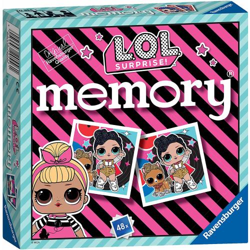 Ravensburger Mini Memory Game L.O.L. Surprise