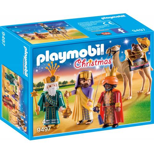Playmobil 9497 Christmas Three Wise Kings