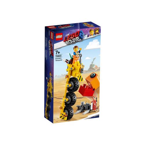 Lego 70823 Lego Movie 2 Emmet's Thricycle!