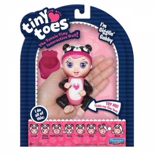 Teenie Tiny Toes Gigglin' Gabby
