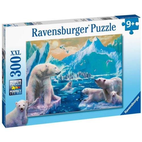 Ravensburger 300 XXL Piece Puzzle Polar Bear Kingdom