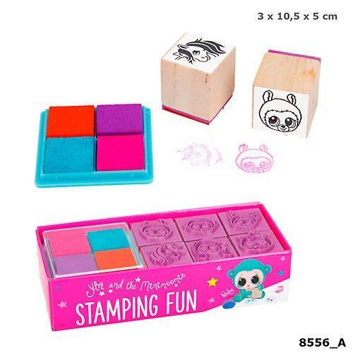 Depesche Ylvi & The Minimoomis Stamping Fun