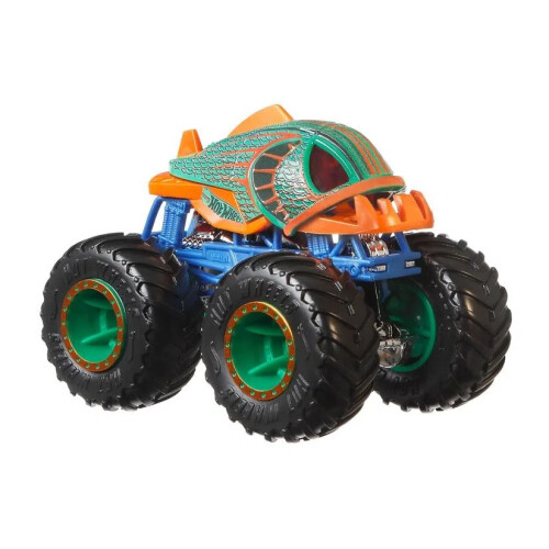 Hot Wheels Monster Trucks - Wild Ride - Piran-Ahhhh