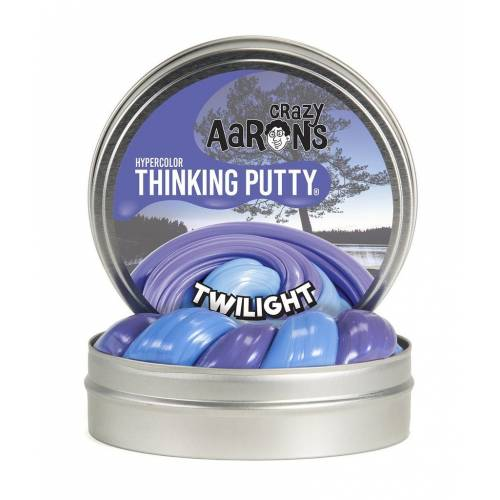 Crazy Aarons Thinking Putty Hypercolors - Twilight
