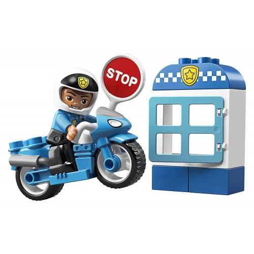 Lego 10900 Duplo Police Bike