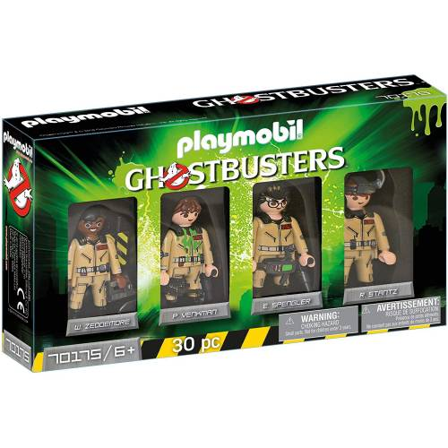 Playmobil Ghostbusters 70175 Ghostbusters Figures Set