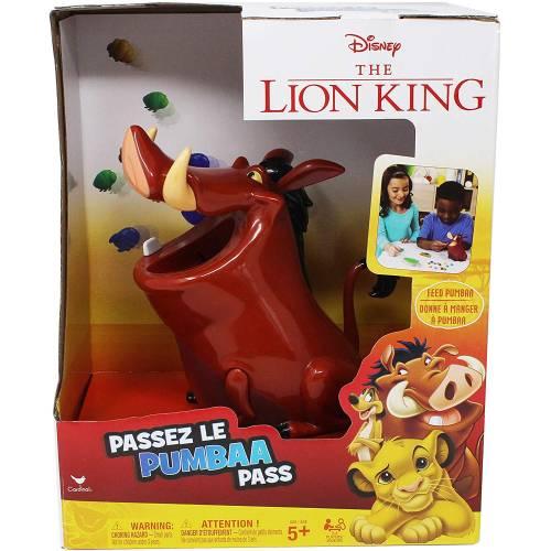 Disney The Lion King Pumbaa Pass Game
