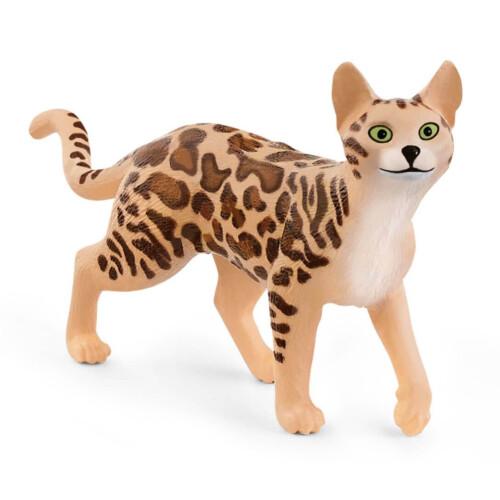 Schleich 13918 Bengal Cat