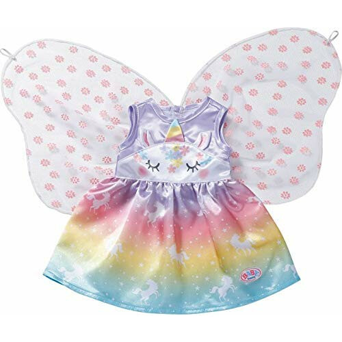 Baby Born Rainbow Unicorn Outfit