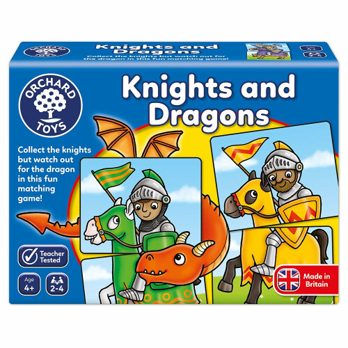 Orchard Knights and Dragons