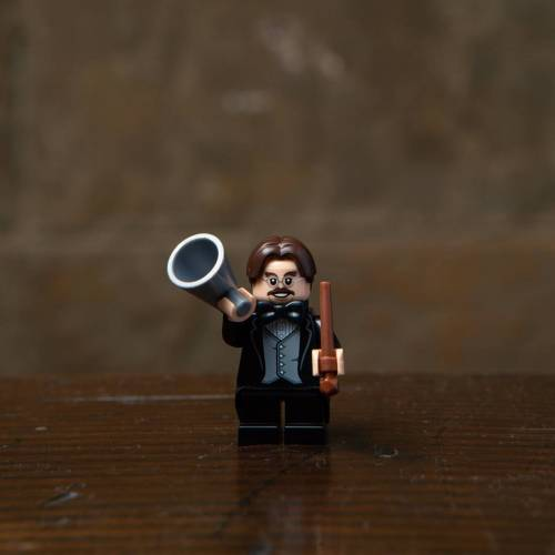 Lego Harry Potter Minifigure Professor Flitwick