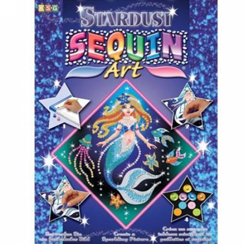 Sequin Art Ltd. Sequin Art Stardust Mermaid 1013