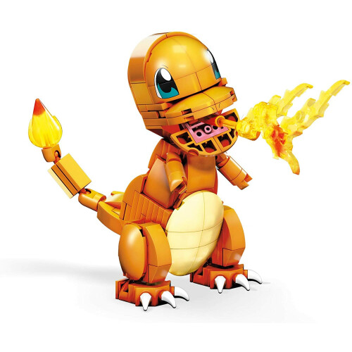 Mega Construx Pokemon - Charmander