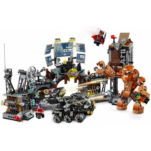 Lego 76122 Super Heroes Batcave Clayface Invasion