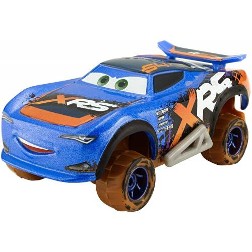 Disney Pixar Cars XRS Mud Racing - Barry DePedal