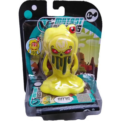 Mutant Busters Figure - Slug