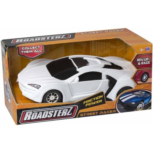 Roadsterz Street Racer - White