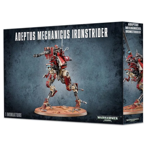 Warhammer 40,000 - Adeptus Mechanicus Ironstrider