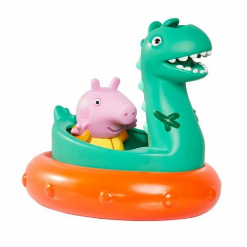 Tomy Toomies George's Dinosaur Bath Float
