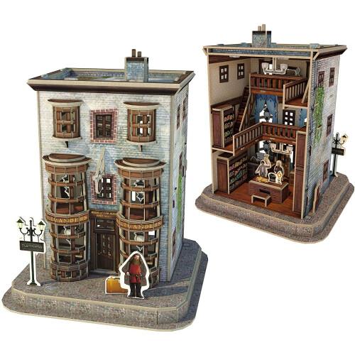 Harry Potter 3D Puzzle - Ollivanders Wand Shop