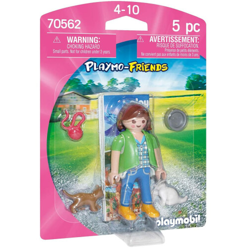 Playmobil 70562  Playmo-Friends Girl With Kittens