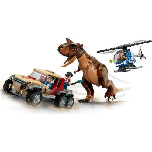 Lego 76941 Jurassic World Carnotaurus Dinosaur Chase
