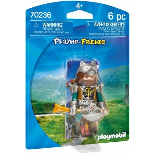 Playmobil 70236 Playmo-Friends Wolf Warrior