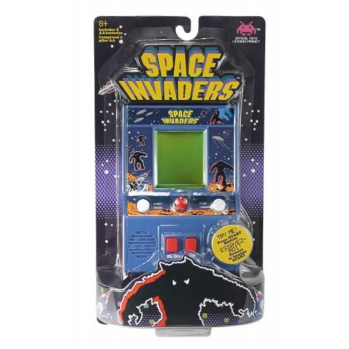 Space Invaders Mini Electronic Arcade Game