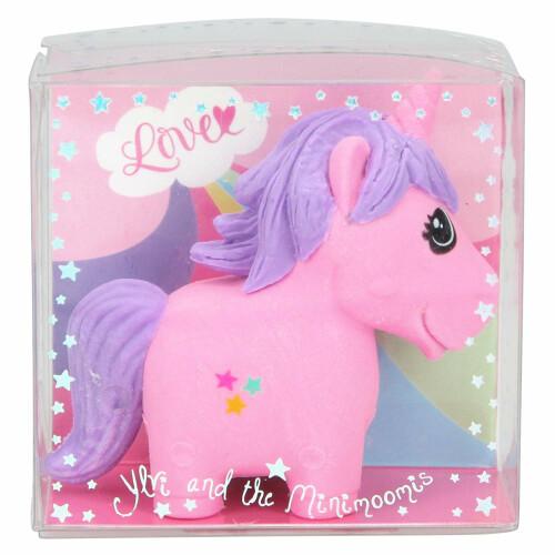Depesche Ylvi & the Minimoomis Unicorn Eraser - Pink