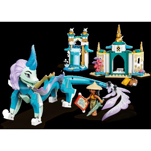 Lego 43184 Disney Raya and Sisu Dragon
