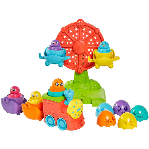 Tomy Toomies 2 in 1 Eggventure Train