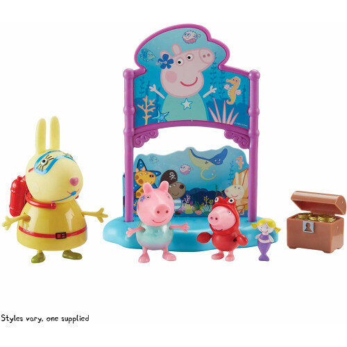 Peppa Pig Peppa's Under the Sea Party