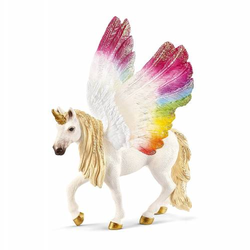 Schleich 70576 Winged Rainbow Unicorn