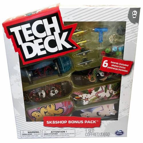 Tech Deck - World Edition - Sk8shop Bonus Pack - DGK