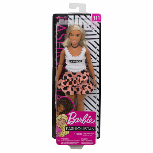 Barbie Fashionistas 111