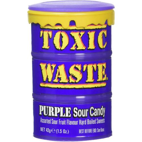 Toxic Waste Purple Tub