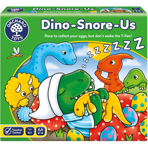 Orchard Dino-Snore-Us