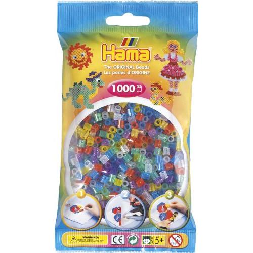 Hama Beads 207-54 Glitter Mix