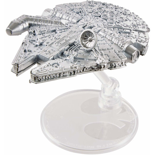 Hot Wheels Star Wars Commemorative Series - Millennium Falcon