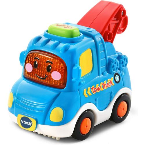 Vtech Toot-Toot Drivers Tow Truck