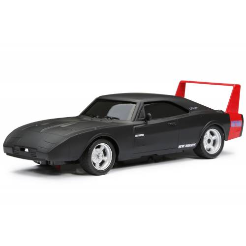 New Bright R/C Sport 1969 Dodge Charger Daytona 1:16