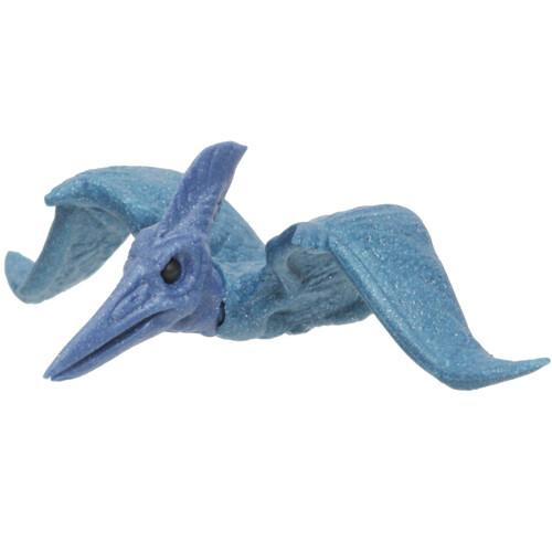 Iwako Puzzle Eraser - Dinosaur - Pteranodon (Blue)