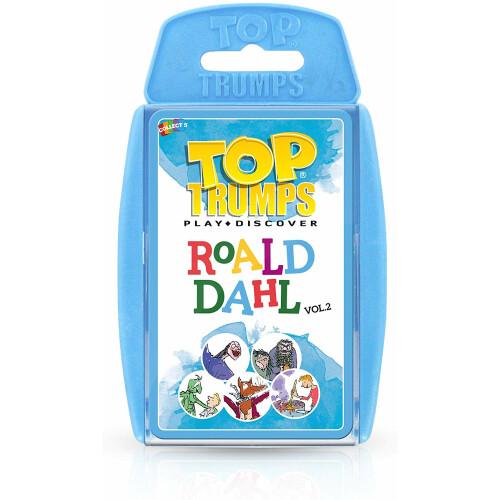 Top Trumps Roald Dahl Vol.2