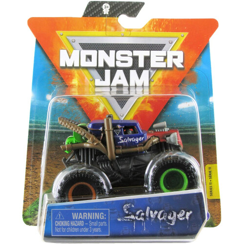 Monster Jam 1:64 - Salvager