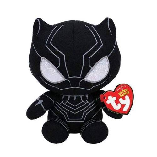 Ty Beanie Babies Black Panther