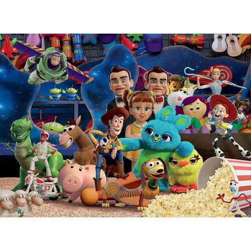 Ravensburger 100 XXL Piece Puzzle Toy Story 4