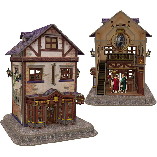 Harry Potter 3D Puzzle - Quality Quidditch Supplies