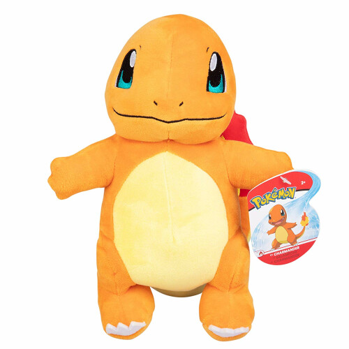 Pokemon 8 Inch Plush - Charmander