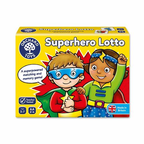 Orchard Superhero Lotto