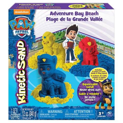 Kinetic Sand Paw Patrol Adventure Bay Beach